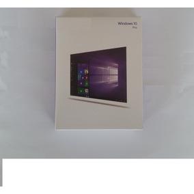Windows 10 Pro Fisico 32/64 Bits