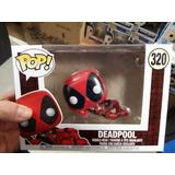 Funko Pop! Deadpool #320 Envio Gratis