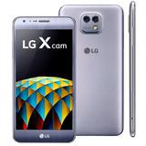 Smartphone Lg X Cam Lg K580 Dual Chip 13mp 16gb Vitrine + Nf