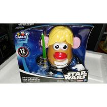 Sr Cara De Papa Fritewalker Luke Star Wars Plasykool Hasbro