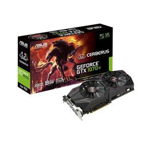 Tarjeta De Video Asus Nvidia Cerberus Gtx 1070ti 8gb Gddr5
