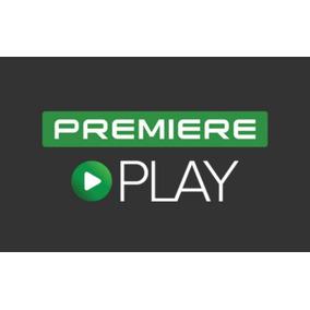 Premiere Play + Combate E Globosat 1 Ano