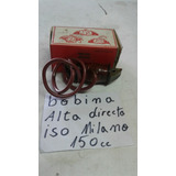 Bobina Alta Directa .motoneta Iso Milano 150 Original 57 Al