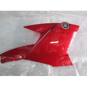 Carenagem Aba Tanque Fazer 250 2011 Vermelho Similar (par)