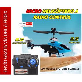 Helicóptero Radio Control 3.5 Canales