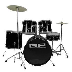 Batería Gp Gregg Percussion Nueva