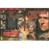Dvd Frankenstein Criou A Mulher (lacrado) Peter Cushing