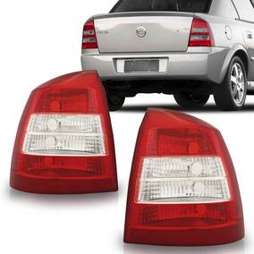 Lanterna Traseira Astra Sedan 99 2000 2001 2002 Bicolor