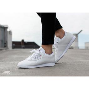 Zapatillas Reebok Princess White Nuevas Para Mujer