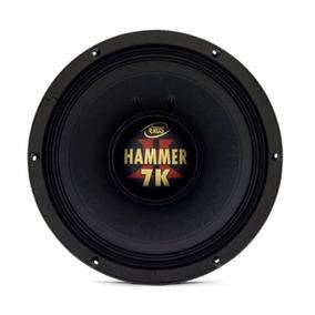 Alto Falante Eros Hammer 15 Polegadas 7k 3500w Rms 4 Ohms