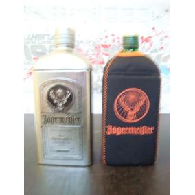 Jagermeister Estuche Y Funda P/botella Vacio * Changoosx