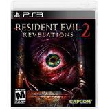 Resident Evil Revelations 2 Ps3 Playstation Nuevo Y Sellado