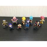 Set De 9 Figuras Dragon Ball Z + 1 De Regalo Envío Gratis