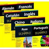 16 Libros Idiomas Para Dummiess Ingles Frances Aleman Chino