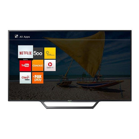 Smart Tv Led 32 Sony Kdl-32w655d, Hd Com Rádio