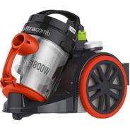 Aspiradora Ultracomb Ciclónica 1800w Sin Bolsa 2.5l As-4224