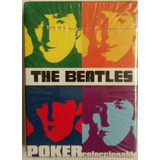 Beatles Naipes Baraja Poker Mazo Nuevo Sellado