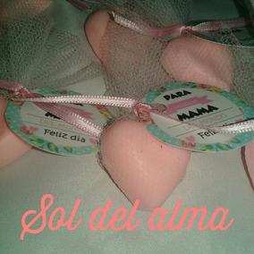 Jabones Dia De La Madre Souvenirs Corazones Perfumados X10