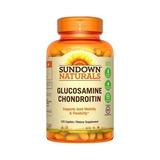 Glucosamina Condroitina Msm 120 Capsulas Sundown Naturals
