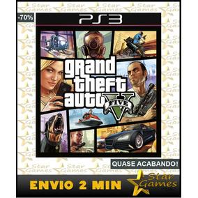 Gta 5 Ps3 Grand Theft Auto V Cod Psn Original