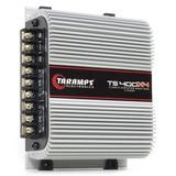 Módulo Amplificador Taramps Ts400x4 Canais - 400 Watts Rms