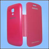 Flip Cover Samsung Sduos S7562 S7582 S7580 Tipo Agenda Tapa