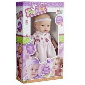 Kit 3 Bonecas Pepita Para Criança Acima De 3 Anos De Idade