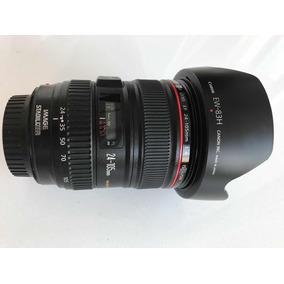 Lente Canon Ef 24-105 Mm F/4 Is Usm