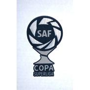 Parche Oficial Copa Súperliga Argentina De Fútbol