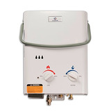 Eccotemp L5 Calentador De Agua Sin Tanque Portátil Y Duch...
