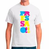 Camiseta Infantil Thalles Roberto Pressão Gospel Evangélica