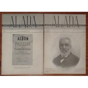 Alada Organo Asoc Libreros Anticuarios Argentina Lote 7 Num