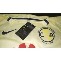 Jersey Club America Centenario Jugador + Playera Gratis