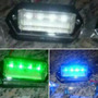 Luces Para Placas Universales Led Carro,camion,buses Y Motos