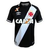 Promoção: Camisa Oficial Vasco Da Gama Umbro Game