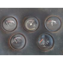 Indicador Temperatura, Combustível, Oleo, Bateria Universal