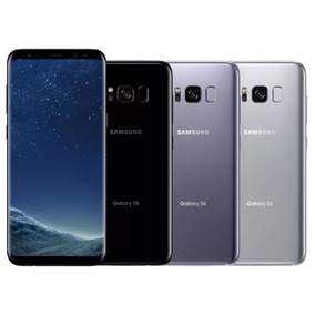 Samsung Galaxy S8 Plus 64gb 4g Lte Libre Meses Sin Intereses