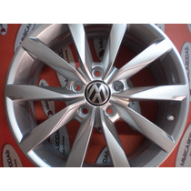 Roda Vw Novo Golf Highline Aro 17 Original
