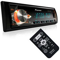 Mp3 Player Pioneer Mvh-x3br Bluetooth Usb Aux Mixtrax Arc