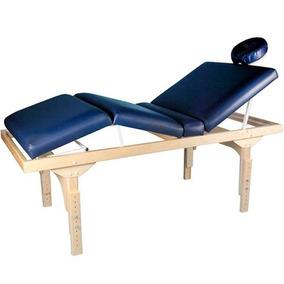 Maca De Massagem Fixa 3 Posições Belatrix Spa - Legno