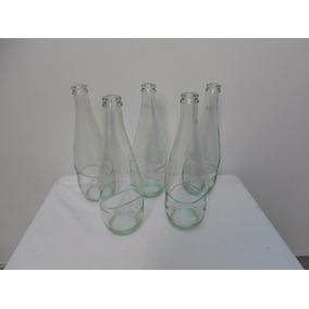 Botellas De Vidrio 500 Cc Por Unidad