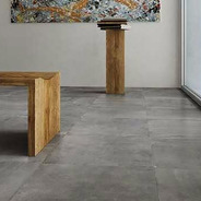 Porcelanato 60x60 Gris Alberdi Metropolitan Mate