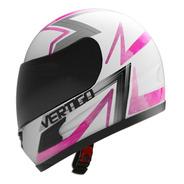 Casco Moto Vertigo Hk7 Bolt Visor Oscuro.  Tienda Oficial.