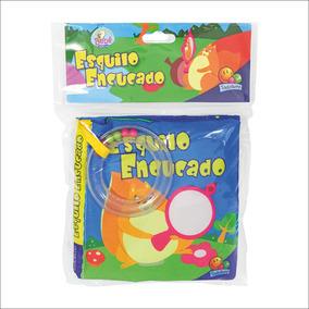 Livro Infantil - Que Fofura - Esquilo Educado - Todo Livro
