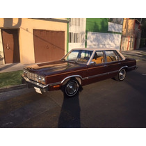 Ford Fairmont 4p Std Fact, Original , Clasico Circula Diario