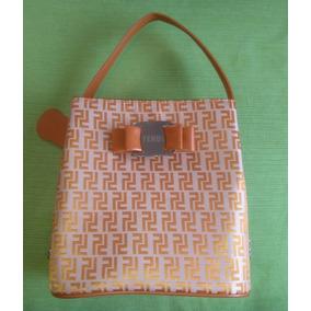 Cartera Fendi Handbag Leather Bolso Dama