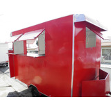 Trailers - Food - Truck - Lanches