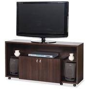 Mesa De Tv Rack Lcd 2604 Kromo-s