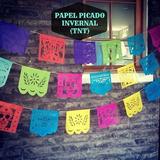 Banderines Mexicanos De Tela, Super Resistentes.