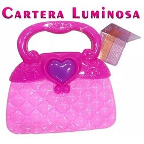 Cartera Luminosa Princesa Magica Ditoys Mundotoys Arg